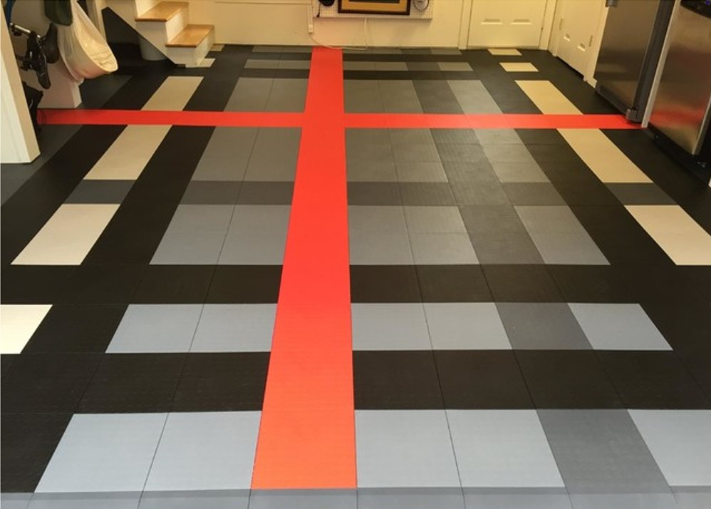 Garage Floor Tiles from Garageflex